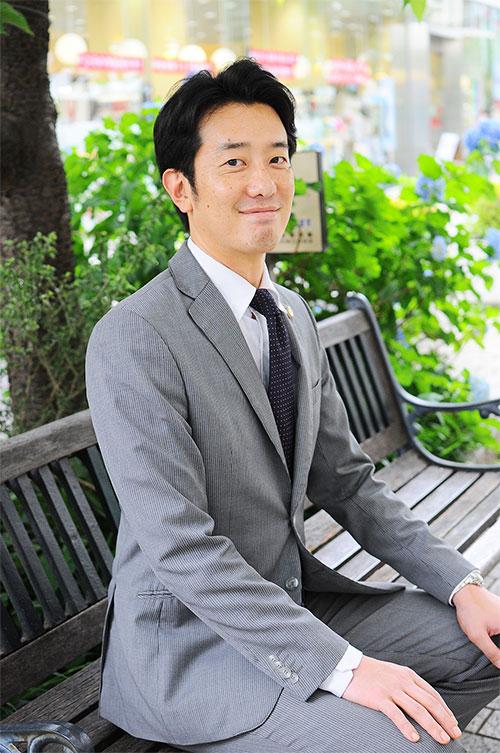 代表弁護士 上原子 将巨 (かみはらこ しょうだい)